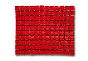 Mosaique Rouge 2,3*2,3*0,8