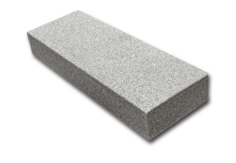 marche bloc granit gris sci flamm eberhart stone group. Black Bedroom Furniture Sets. Home Design Ideas