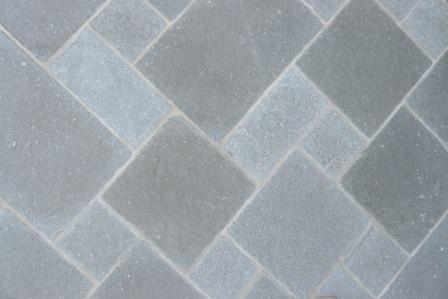 Dallage lima gris opus 4 eberhart stone group for Dalle de pierre pour interieur